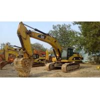 Wholesale 1.5cbm Bucket Capacity Used Cat Excavator 336D 33 Ton 893 Working Hours from china suppliers