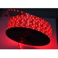 Wholesale Flexible 110V 220v Waterproof AC Powered Led Light Strips , Rgb LED Tape Light from china suppliers