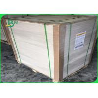 China FSC Food Grade Single Coated White Kraft Paper 30gsm 40gsm for Paper Bags on sale