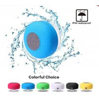 Wholesale Waterproof Wireless Shower Handsfree cheap blue tooth 3w speaker from china suppliers