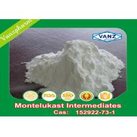 Hot sales cas 152922-73-1Montelukast  Intermediate  Pharmaceutical Intermediates