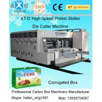 Wholesale High-Speed Carton Folding Machine for Carton Box With Worm Wheel , Worm Device from china suppliers