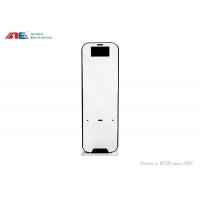 Buy cheap 860MHz 960MHz Library RFID Reader UHF Pedestal Entrance System For Reading Rooms from wholesalers