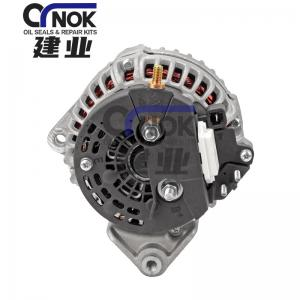 Wholesale 24V 150A  Dong Feng Cummins Excavator ISF3.8 Alternator For 5272634 ALP0247 ALP0247DS ALP0247KL AVIC2002 301N20163Z from china suppliers