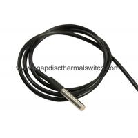 China Waterproof Resistance Sensor Cylindrical Probe  Type Air Conditioner Use on sale