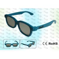 Quality Cinema Use Circular polarized 3D glasses CP297GTS01G for sale
