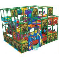 Wholesale Commercial Indoor Kids Playground Equipments with Slide and Oceanball Pool A-08903 from china suppliers