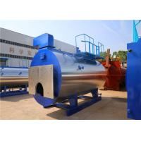 Wholesale Condensing Industrial Gas Boiler Capacity 1 - 20 Ton For Package Plant from china suppliers
