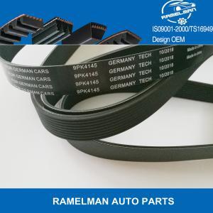 China oem A0109970992/ 9PK4145 for car Mercedes-Benz power transmission belt engine belt fan belt  ramelman pk belt on sale