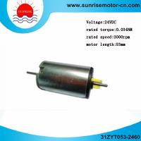 Wholesale PMDC MOTOR BRUSHED MOTOR 31ZYT053-2460 from china suppliers