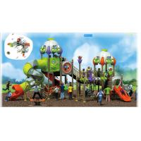 Wholesale Playgrounds for Large  Space Kids Outdoor Playsets Playground from china suppliers