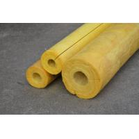 Glasswool pipe section images glasswool pipe section for Mineral wool pipe insulation weight per foot