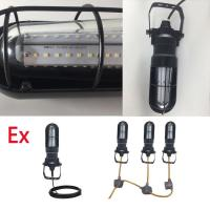 China Larson Electronics EPL-120X1224VAC-50-100W-240-12VDC Explosion Proof Light NEW on sale
