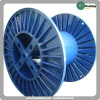 Electric cable steel reels corrugated