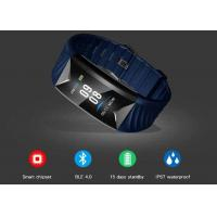 China Digital Sport Bracelet Watch Fitness Tracker Long Time Standby Heart Rate Monitor on sale
