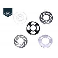 Wholesale 37T / 41T / 46T / 56T Motorcycle Chains And Sprockets 420 428 520 high speed from china suppliers