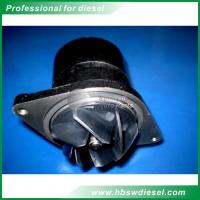 Wholesale 4891252 ISDE water pump for Cummins ISDE diesel engine from china suppliers