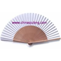 China High-grade promotion  fan for wedding gift on sale