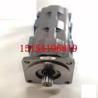 Wholesale JHP Hydraulic Gear Pump Jinan Hydraulic Pump JHP2063/2063 JHP2050/2050 JHP2080/2080 Double Gear Pump High Pressure Pump from china suppliers