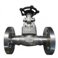 Wholesale API602  FORGED STEEL VALVE Gate valve F304 F316 WELDING FLANGE RF  150LB 300LB 900LB from china suppliers