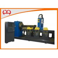 Wholesale 2000-18000mm Length CNC Pipe Cutting Machine Automatically Calculate from china suppliers