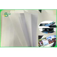 Wholesale Long Grain Wood Free Uncoated Offset Printing Paper With High Whiteness FSC from china suppliers