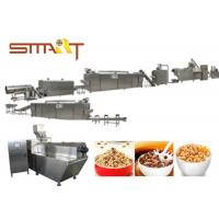 Wholesale EN Standard Snack Food Extruder Machine , Automatic Puff Snack Production Line from china suppliers