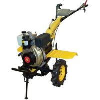 China Multi - function 6HP Diesel tiller / mini garden cultivators tillers on sale