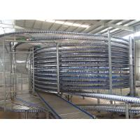 Wholesale High Effciency Spiral Cooling Tower / Conveyor For Toast Bread from china suppliers