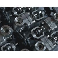 Wholesale Performance Small Forged Steel Valve LF2 BODY 600LB TRIM F304 RF RTJ BW SW NPT from china suppliers