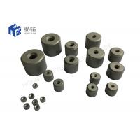 Wholesale Blank Tungsten Carbide Dies , Carbide Wire Drawing Nibs , Wire Guide Dies from china suppliers