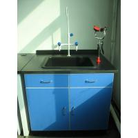Wholesale Lab Table All Steel Laboratory Furniture Water Sink Table Basin Bench for Central Laboratory Table Lab Island Bench Use from china suppliers