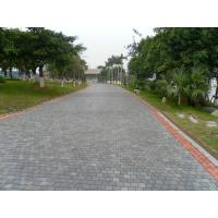 Wholesale Patio / Garden Natural Paving Stones Natural Black Basalt / Slate Material from china suppliers
