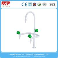 Quality Green Brass Laboratory Fittings 20 Bar Standard Lab Water Tap Faucet for sale