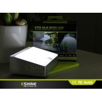 Wholesale External Solar Panel White Solar Led Street Lights 53 LEDs Super Bright 5W for High Way from china suppliers