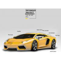 Wholesale Car Body Paint Protection Film Thin Amorphous Solar Panel Removable Glue from china suppliers