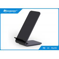 China OEM Samsung Fast Charge Wireless Charging Stand , Qi Standard Wireless Charger on sale