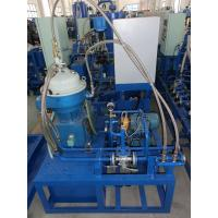 Wholesale Professional 1000 L/H Fuel Oil Purification System , Diesel Oil Filtration Systems from china suppliers