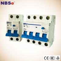 China Type A RCD Circuit Breaker NBSL1-100 Series With Current Limiting Performance on sale