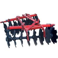 Wholesale 1BQX-1.3  14blade light duty disc harrow from china suppliers