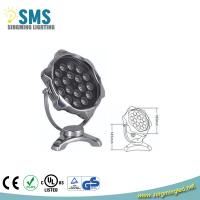 Wholesale 18W LED underwater light SMS-SDD-18E from china suppliers