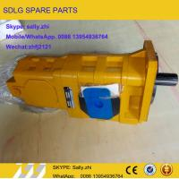 Wholesale SDLG  Steering pump, 2080900239, SDLG  loader parts for sdlg wheel loader LG938/LG956/LG958 from china suppliers