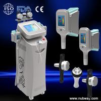 Wholesale Best 5 handles cryolipolysis body slimming beauty equipment for clinic in advance from china suppliers