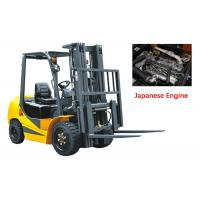 Wholesale Mechanical Four Wheel Forklift Diesel Engine 7000kg Capacity Comfortable Design from china suppliers