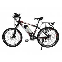 China NEW Summit 36V LiPo4 Mid Motor Electric Mountain Bicycle on sale