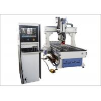 Wholesale 8 Tools Linear ATC CNC Router Machines AC380V 9.0 Kw For Wooden Furniture from china suppliers
