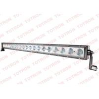 Wholesale 200W Super Bright Single Row Off Road LED Light Bars / LED Car Lighting Bar 18000lm from china suppliers