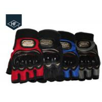 Wholesale Full Size Aftermarket Riding Accessories Half Finger Summer Motorcycle Gloves from china suppliers