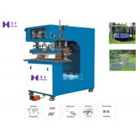 15KW High Frequency PVC Welding Machine 1T Max Pressure For Welding Trampoline bed