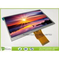 "Wholesale 7.0"" RGB Interface Lcd Display 800 X 480 , Wide View High Brightness LCD Module from china suppliers"